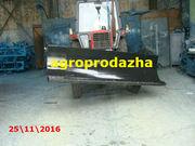 МТЗ. Лопата снегоуборочная к тракторам МТЗ Бульдозерный отвал,  лопата